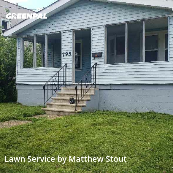 Grass Cuttingin Akron,44306,Lawn Care by Edge2 Edge , work completed in Sep , 2020
