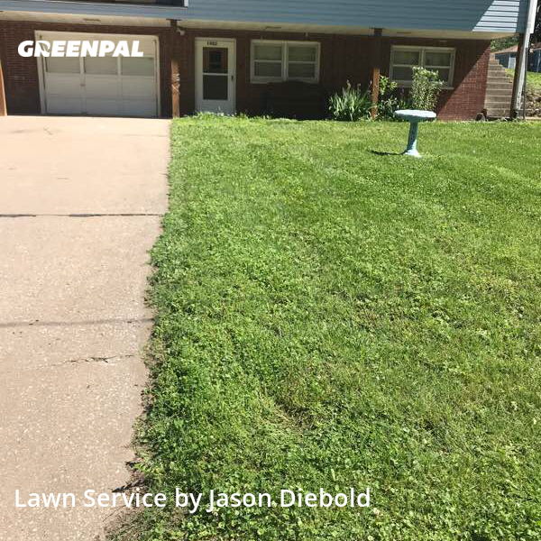 Lawn Care Servicein Leavenworth,66048,Lawn Cutting by Odyssey Lawn Care, work completed in Sep , 2020