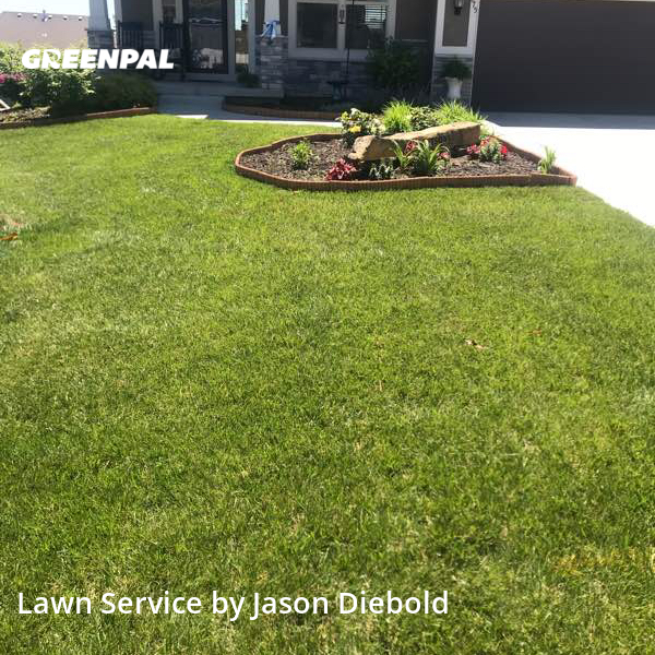 Lawn Mowingin Lansing,66043,Grass Cutting by Odyssey Lawn Care, work completed in Jul , 2020