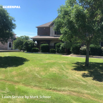 Lawn Carein Wylie,75098,Grass Cut by Blue Ridge Lawns , work completed in Jul , 2020