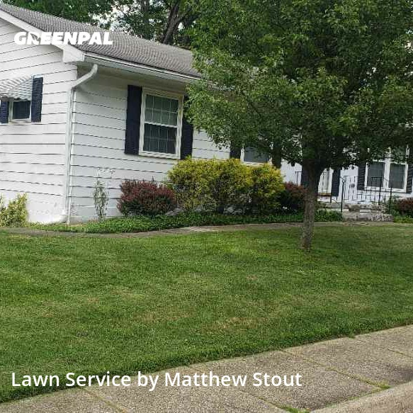 Lawn Maintenancein Akron,44313,Lawn Mowing by Edge2 Edge , work completed in Jul , 2020