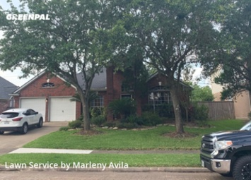 Grass Cuttingin Sugar Land,77479,Lawn Mow by Simply Mowed Service, work completed in Jul , 2020