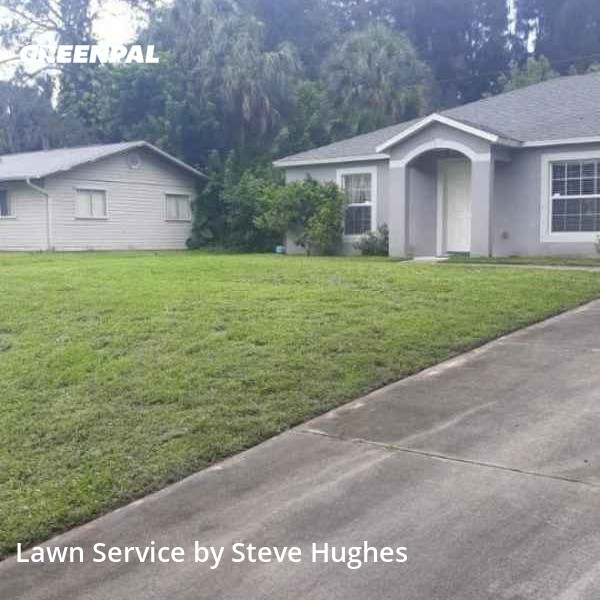 Lawn Mowing Servicein Palm Bay,32908,Lawn Care by Weekend Warrior , work completed in Jul , 2020