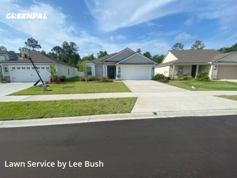 Lawn Mow in Middleburg, 32068, Lawn Mowing Service by Teal City Landscape, work completed in 29 May, 2020