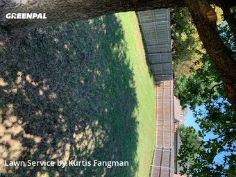 Lawn Servicein Denton,76226,Lawn Cutting by Fangman Lawn Service, work completed in Jul , 2020
