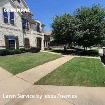 Lawn Cuttingin Frisco,75035,Grass Cut by Cowboy Cutt Lawn Care, work completed in Jul , 2020