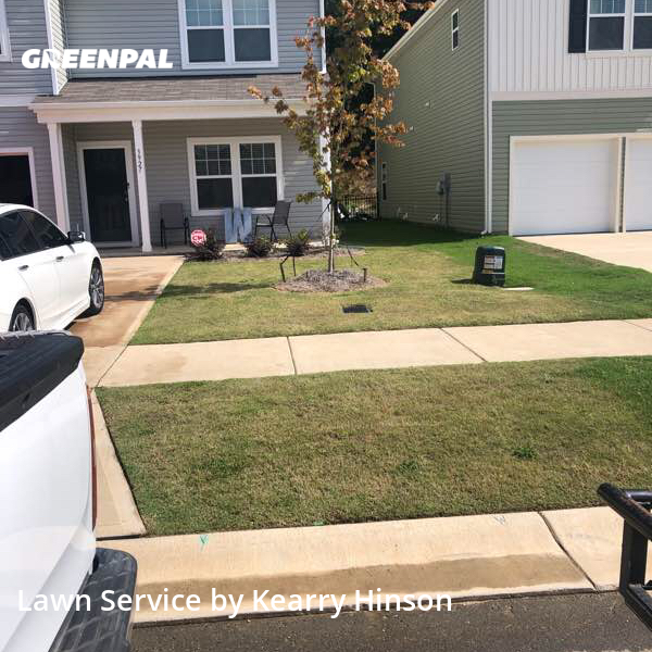 Lawn Cuttingin Midland,28107,Lawn Service by Hinson Lawn Care, work completed in Jul , 2020