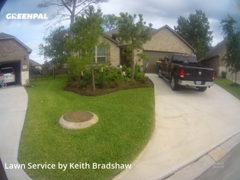 Yard Mowingin Tomball,77375,Lawn Care by Clean Lawn Services, work completed in Jul , 2020
