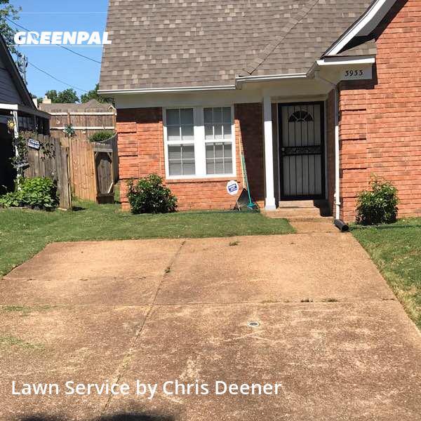 Yard Cuttingin Bartlett,38135,Lawn Maintenance by Lawntech Pros, work completed in Aug , 2020