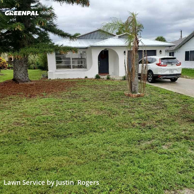 Lawn Cuttingin Bonita Springs,34134,Grass Cutting by Rogers And Bronson , work completed in Sep , 2020