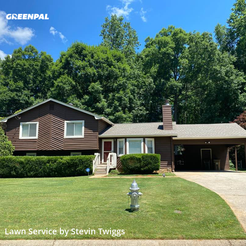 Lawn Mowingin Snellville,30078,Yard Cutting by Twiggs Complete , work completed in Sep , 2020