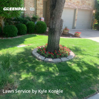 Lawn Mowin Frisco,75034,Lawn Mow by Kdk Landscaping, work completed in Jul , 2020