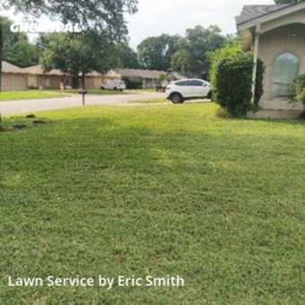 Yard Cuttingin Hurst,76053,Lawn Mowing Service by Full Bloom Landscape, work completed in Jul , 2020