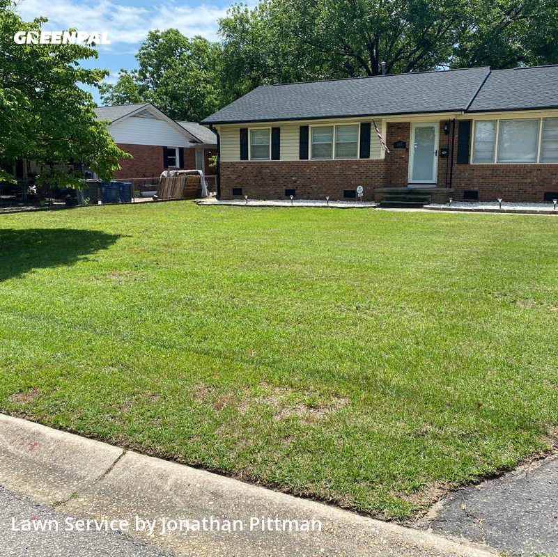 Lawn Cuttingin Fayetteville,28311,Lawn Service by Clip Away, work completed in Jul , 2020