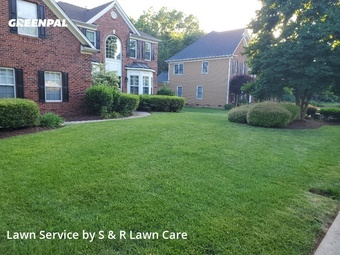 Yard Cuttingin Huntersville,28078,Lawn Mow by S & R Lawn Care, work completed in Jul , 2020