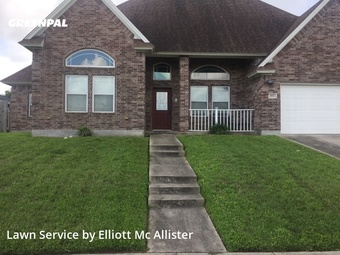 Lawn Maintenancein Corpus Christi,78410,Lawn Mowing Service by Oddly Satisfying , work completed in Jul , 2020