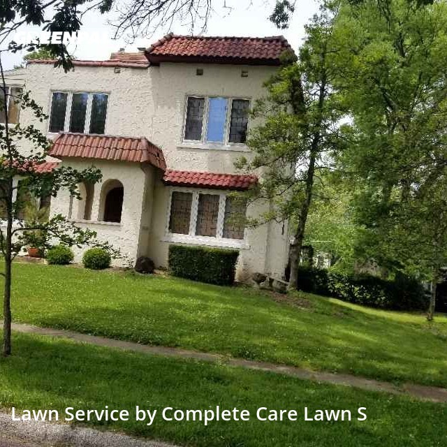 Lawn Maintenancein Glendale,63122,Lawn Service by Complete Care Lawn S, work completed in Jul , 2020