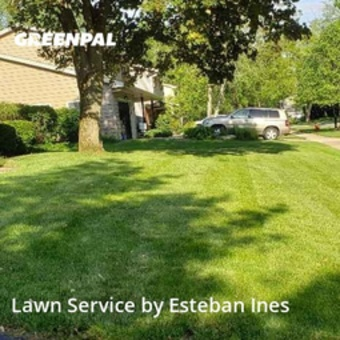 Lawn Mowing Servicein Naperville,60540,Lawn Service by Cheriff, work completed in Sep , 2020
