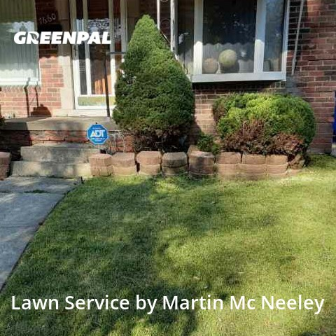 Yard Mowingin Dearborn Heights,48228,Lawn Service by Onyx Select Services, work completed in Jul , 2020
