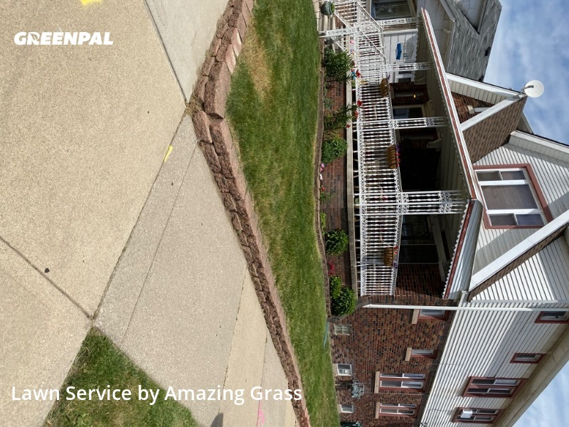 Lawn Cuttingin Dearborn,48126,Lawn Care by Amazing Grass, work completed in Oct , 2020
