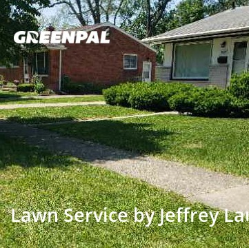Yard Cuttingin Wayne,48184,Lawn Cutting by Lauthlawncare L.L.C, work completed in Oct , 2020