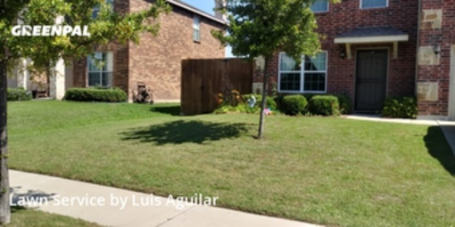 Lawn Mowingin Saginaw,76179,Lawn Mow by Ferny Lawn Care, work completed in Jul , 2020