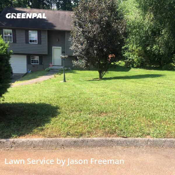Lawn Mowin Knoxville,37922,Lawn Care Service by Big Mow's Lawncare, work completed in Aug , 2020