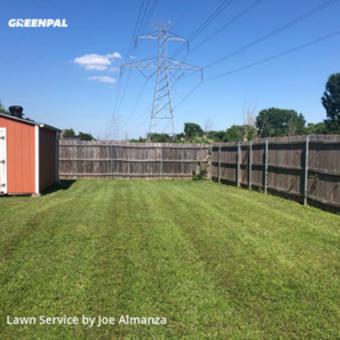 Lawn Cutin Grand Prairie,75052,Lawn Cutting by Joes Lawn Pros, work completed in Jul , 2020