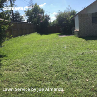 Lawn Mowingin Grand Prairie,75052,Lawn Mowing by Joes Lawn Pros, work completed in Jul , 2020