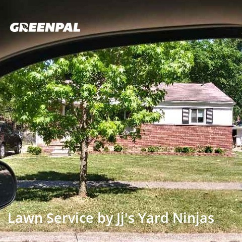 Lawn Servicein Livonia,48150,Lawn Maintenance by Jj's Yard Ninjas, work completed in Jul , 2020
