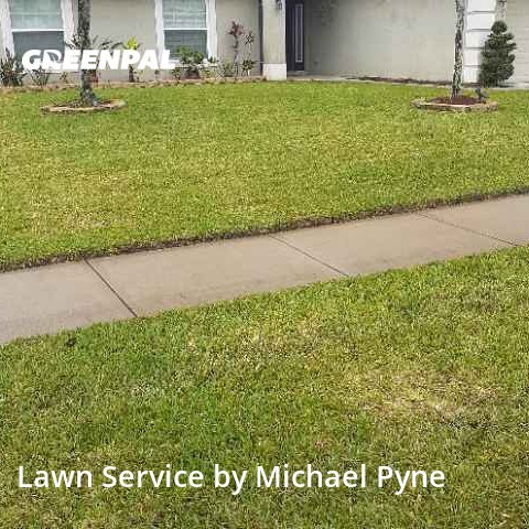Lawn Carein Palm Bay,32908,Lawn Service by Map Lawn Care, work completed in Jul , 2020