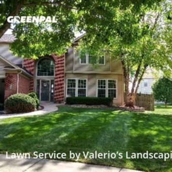 Lawn Carein Bolingbrook,60490,Lawn Mow by Valerio's Landscaping, work completed in Jul , 2020