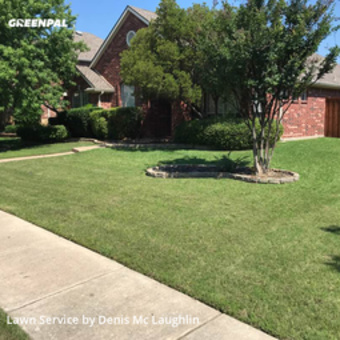 Lawn Cutin Frisco,75034,Lawn Mowing by Grass Masters , work completed in Jul , 2020