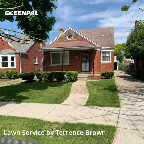 Lawn Mowing Servicein Detroit,48234,Yard Mowing by Ttadevelopment Llc, work completed in Aug , 2020