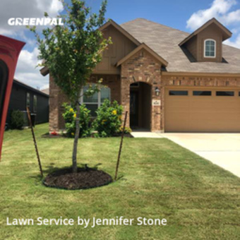 Lawn Mowin Schertz,78154,Lawn Mow by Jj's Mobile Services , work completed in Jul , 2020