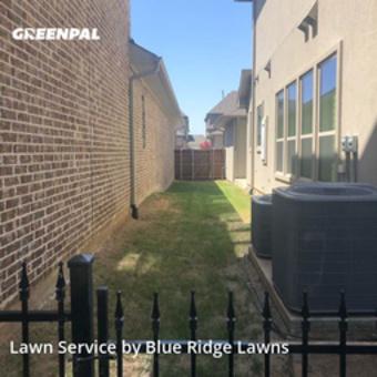Lawn Mowin Frisco,75034,Grass Cut by Blue Ridge Lawns , work completed in Jul , 2020