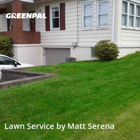 Yard Cuttingin Glenshaw,15116,Lawn Mowing by Mes Lawncare, work completed in Sep , 2020