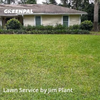 Lawn Cutin Orange Park,32073,Lawn Cutting by Jim Plant Landscapin, work completed in Aug , 2020
