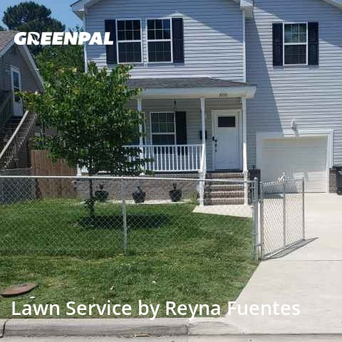 Lawn Mowin Portsmouth,23704,Yard Mowing by J&R Lawn And Landsca, work completed in Sep , 2020