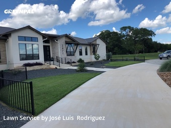 Lawn Mowing Servicein New Braunfels,78132,Lawn Mowing by Texas Lawn Care Llc,, work completed in Jul , 2020