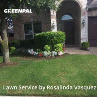 Lawn Maintenancein Grand Prairie,75054,Lawn Care by Alcazar Landscaping, work completed in Jul , 2020