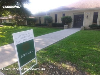Lawn Maintenancein Garland,75043,Lawn Maintenance by Shawns Lawns, work completed in Jul , 2020