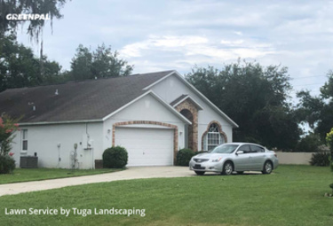 Lawn Mowing Servicein Sanford,32771,Yard Cutting by Tuga Landscaping, work completed in Jul , 2020