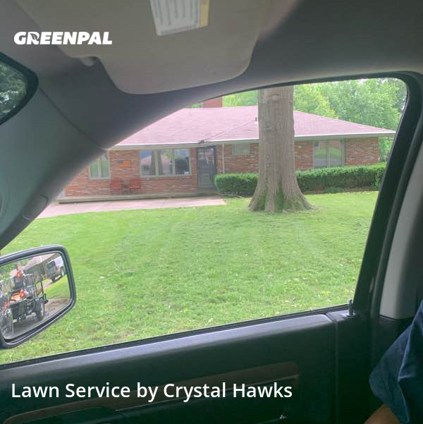 Lawn Mowing Servicein Shawnee,66203,Grass Cutting by Fresh Cut Lawn Care , work completed in Jul , 2020