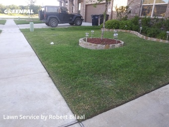 Lawn Carein Burleson,76028,Lawn Service by Ask Halal Landscaping, work completed in Jul , 2020