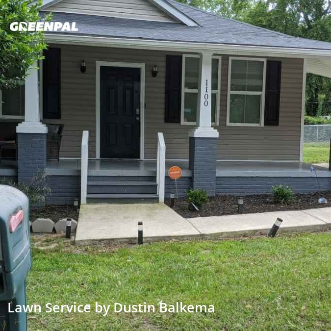 Lawn Care Servicein Columbia,29203,Lawn Mow by Bi G Lawn Service, work completed in Jul , 2020