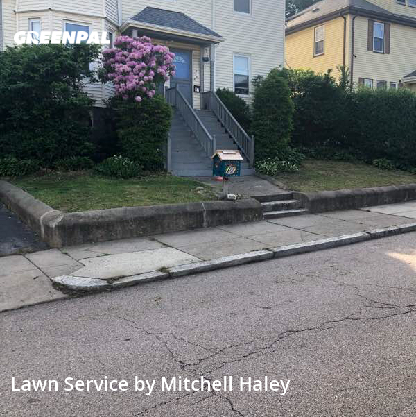 Lawn Mowingin Boston,2124,Lawn Care by Maverick Services Ll, work completed in Aug , 2020