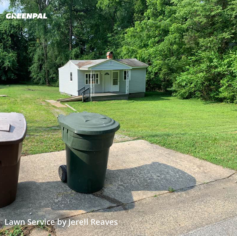 Lawn Mowin Greensboro,27405,Lawn Mowing Service by Jr Lawn Care, work completed in Aug , 2020