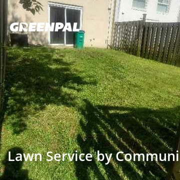 Grass Cuttingin Columbia,21044,Lawn Cutting by Community Lawn Care, work completed in Sep , 2020
