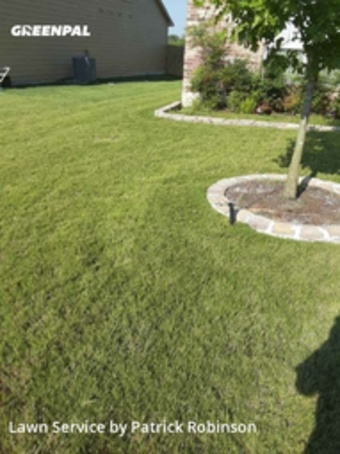 Lawn Mowingin Seguin,78155,Grass Cutting by 1sr Priority, work completed in Jul , 2020